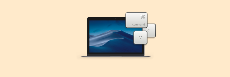 Copy and Paste on a Mac like a pro