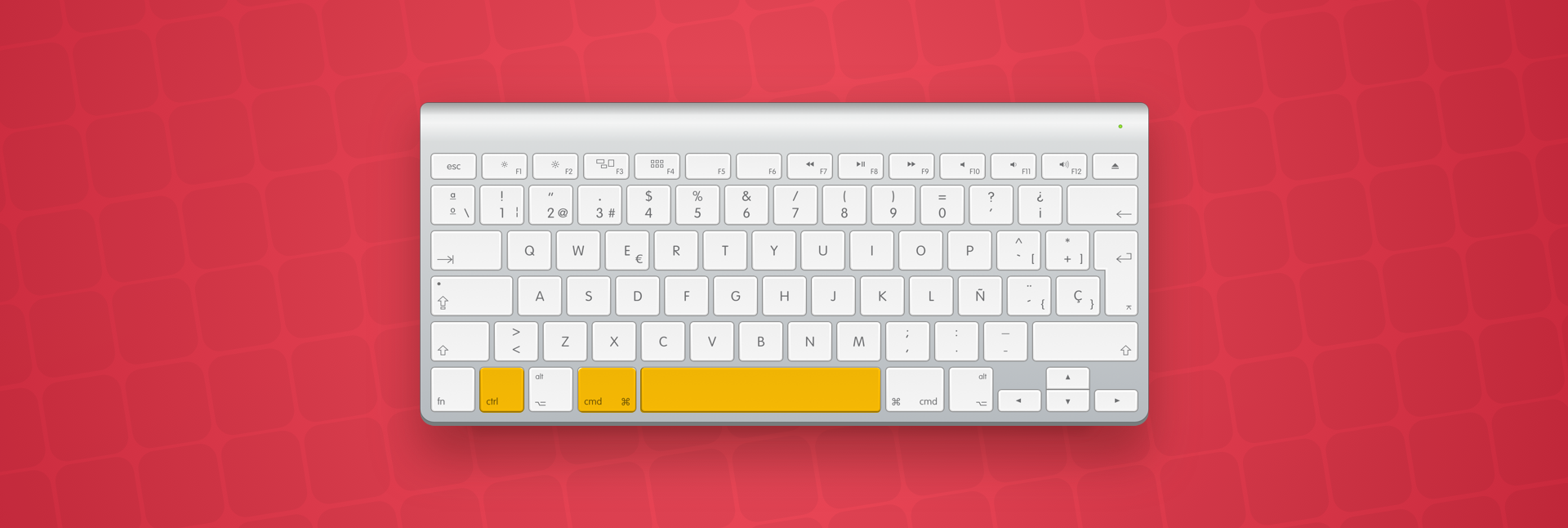 How to do a trademark on your keyboard light up with music